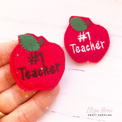 Paper Clip Teacher Gift Felties