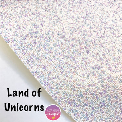 Land of Unicorns Hundreds and Thousands Fabric
