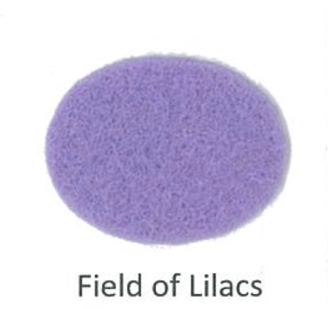 Field of Lilacs Merino Wool Blend Felt