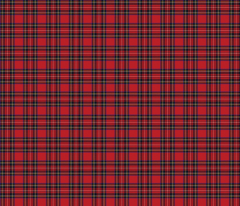 The Tartan Plaid Collection Artisan Fabric Felts