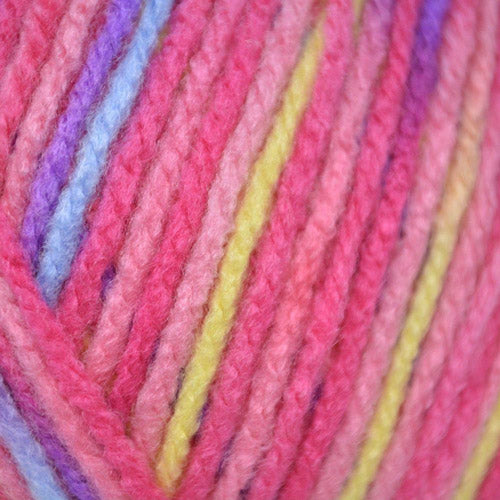 Sunrise Robin Paintbox Double knit Supersoft Wool 100 gram balls