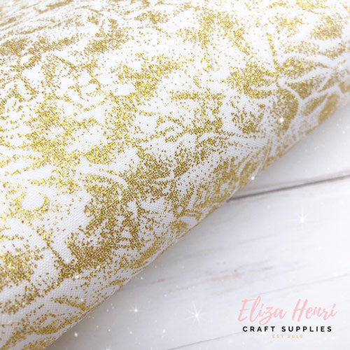Fairy Frost Cotton Fabric- TWINKLE