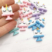 Unicorn Cake Embellishments