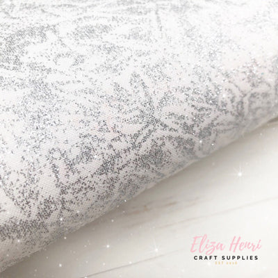 Fairy Frost Cotton Fabric- ZIRCONIUM
