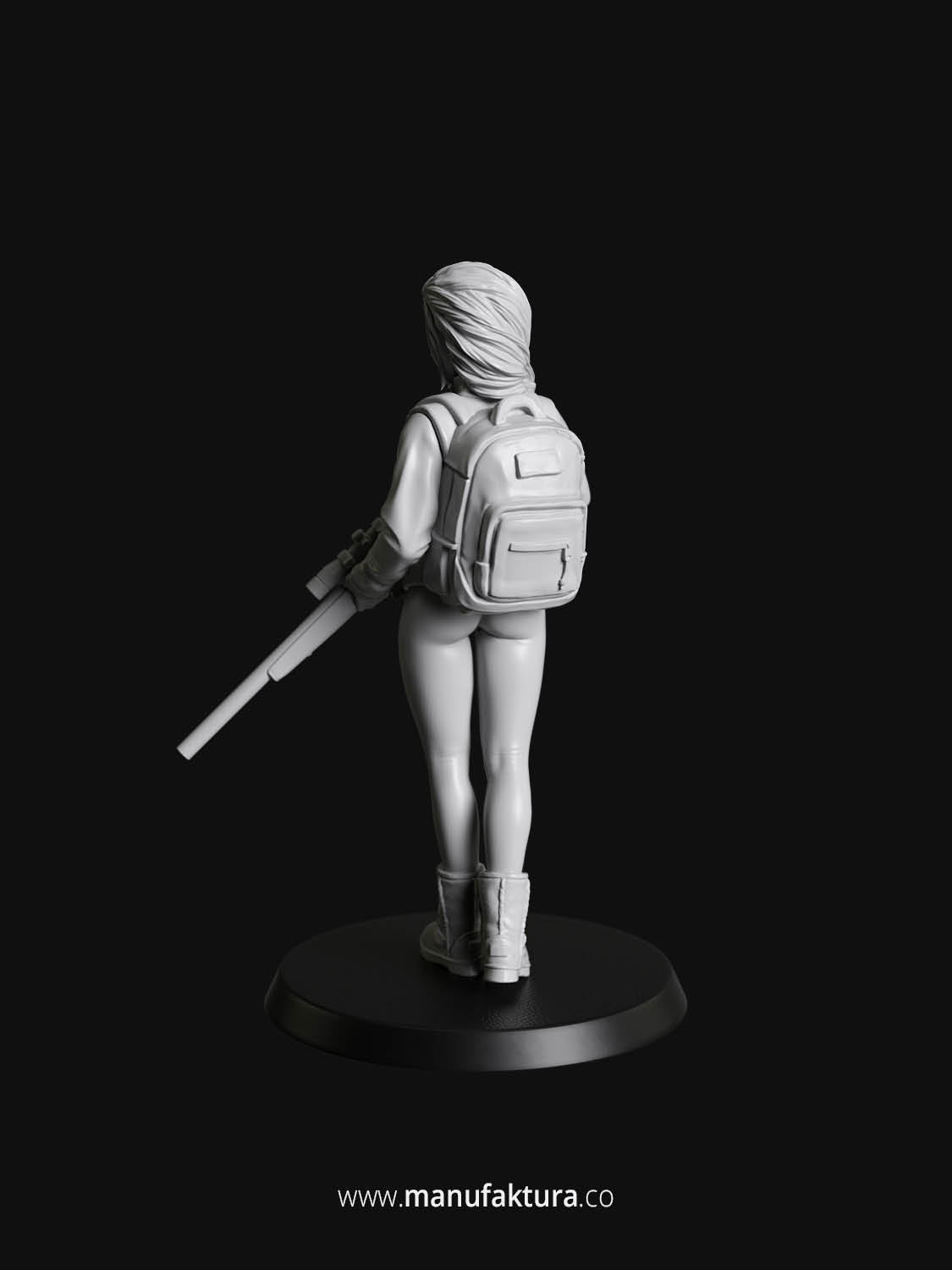Strife Series 02a - 54mm Scale