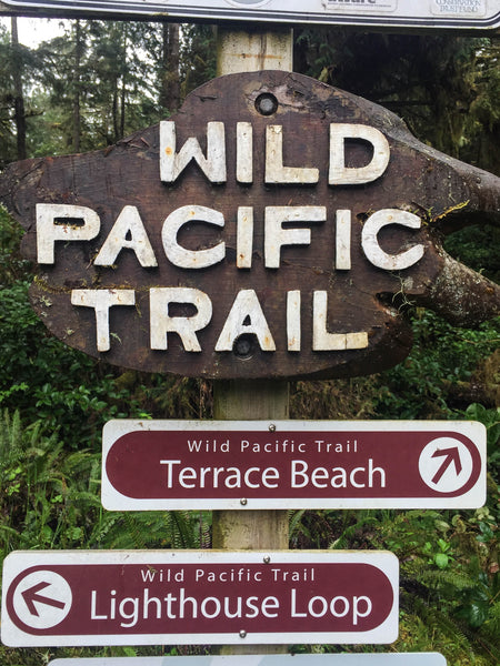 Wild Pacific Trail - Ucluelet, British Columbia