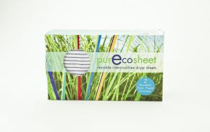 Purecosheet Reusable Dryer Sheets