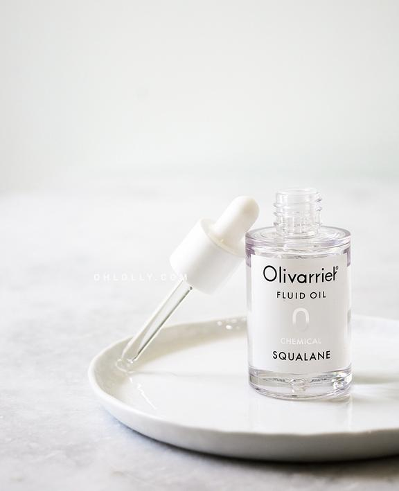 Olivarrier Skin Barrier Fluid Oil Squalane