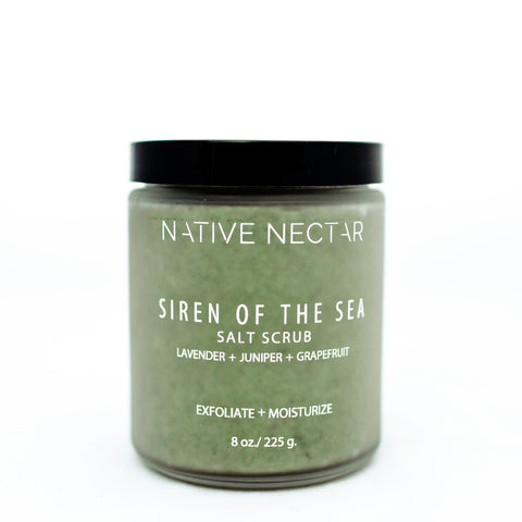 Siren of the Sea Salt Scrub