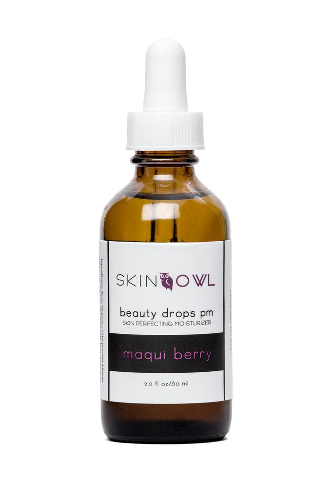 SkinOwl Maqui Berry Beauty Drops PM