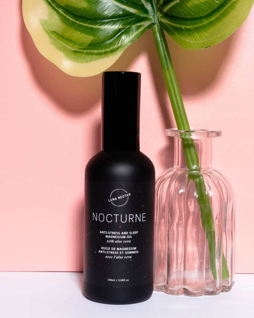 Luna Nectar Nocturne Anti-Stress & Sleep Magnesium Oil