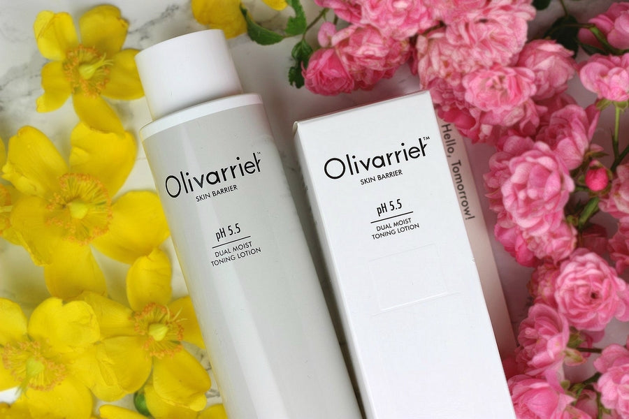 Olivarrier Skin Barrier Dual Moist Toning Lotion