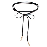 10 PCS/Set New Gothic Tattoo Leather Choker Necklaces