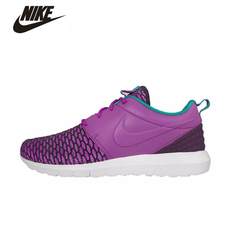 9137cc51e085 NIKE ROSHE NM FLYKNIT PRM Original Men s Running Shoes Sport Shoes Nike  Roshe Run Sneakers For