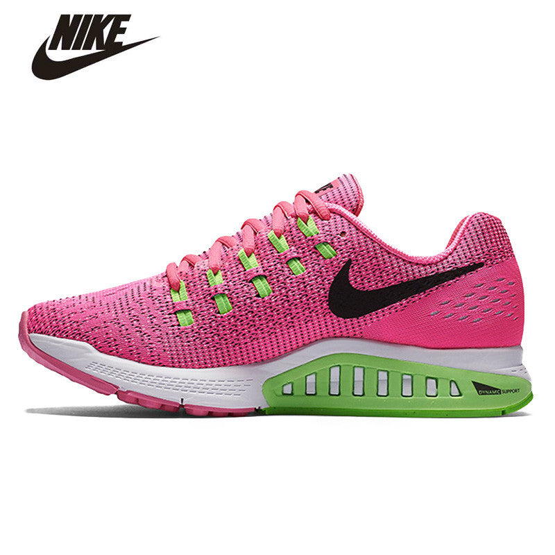best website ee11e bc0c4 Nike Air Zoom Structure19 Women's Running Shoes Sneakers Sports Shoes Brand  Name Running Shoes #806584-600