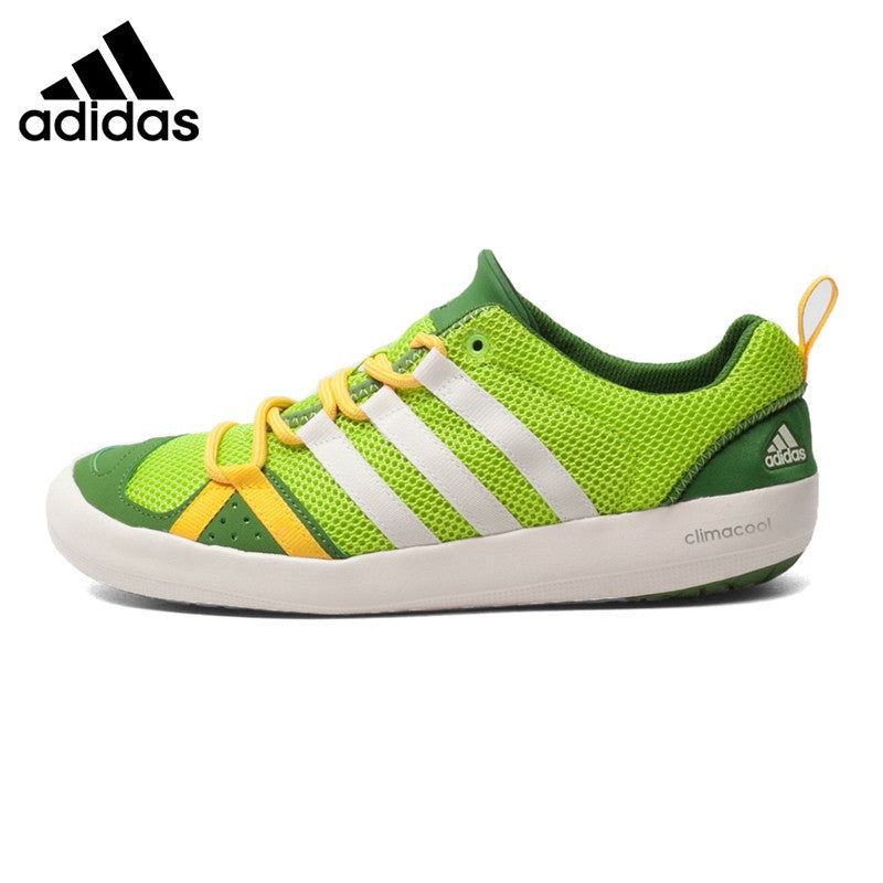 sports shoes 2b7b4 70215 Original New Arrival Adidas climacool boat lace Men's Aqua Shoes Outdoor  Sports Sneakers