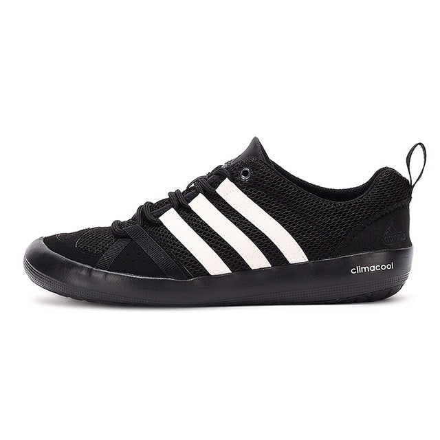 official photos ea94c 7ecd7 Original New Arrival Adidas climacool boat lace Men s Aqua Shoes Outdoor  Sports Sneakers