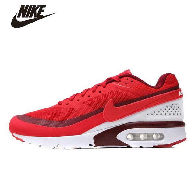 abe20435cc4 ... Original New Arrival NIKE AIR MAX NIKE Men s Running Shoes Low Top Sneaker  Sport Breathable Shoes