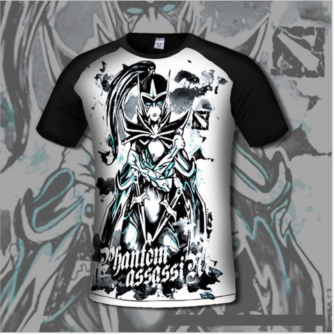 Dota 2  T-shirt Graphic Art