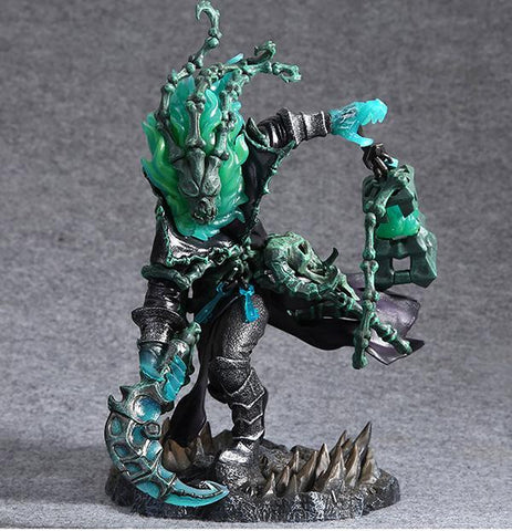 LOL Chain Warden Thresh Figure