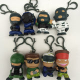 Counter Strike Figure Key Chain 8pcs/set