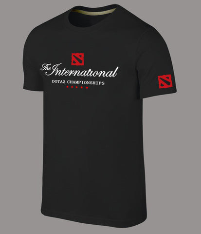 Dota 2 T-shirt The International