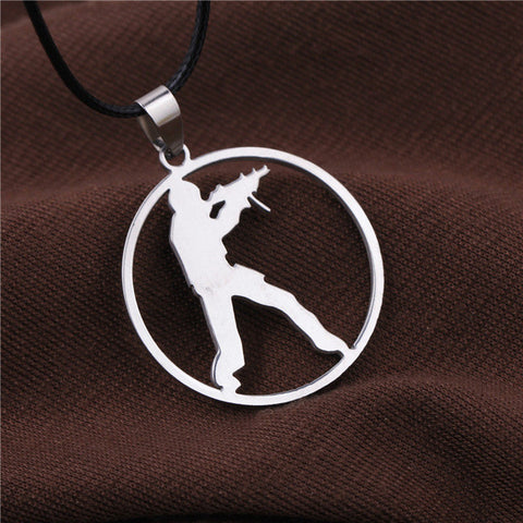 CS-GO Weapon Necklace