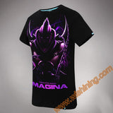 High Quality 3D DOTA 2 T-shirt