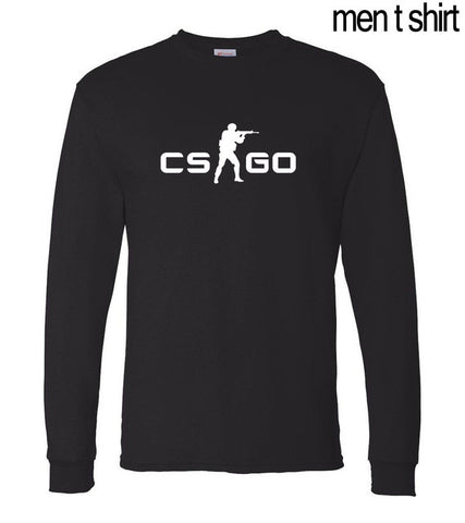 CS GO Men's Long Sleeve T-shirt