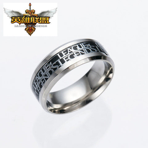 Legend Of League Ring