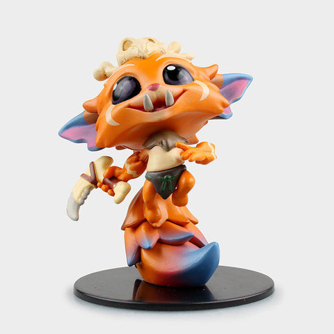 LOL Gnar Figure