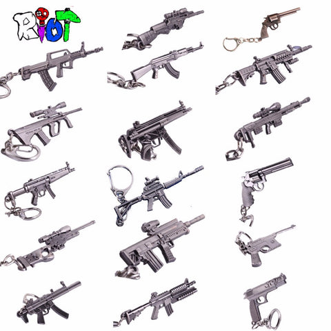 CS-Go Weapon Keychains
