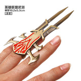 LOL  Alloy Weapon Ring