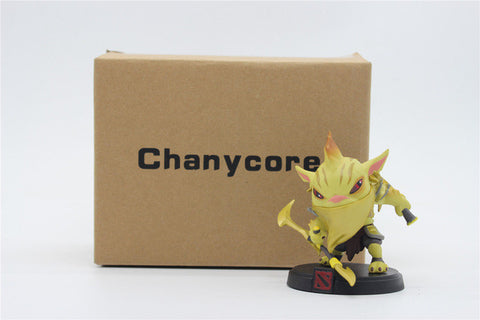 DOTA 2  Bounty Hunter Figure