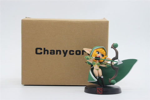 DOTA 2 Windranger Figure