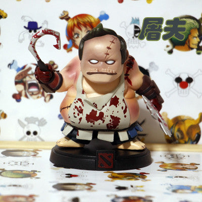 Dota 2 Pudge Figure