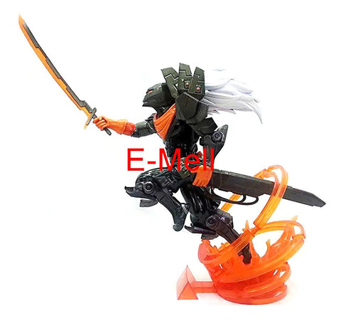 LOL The Unforgiven Yasuo 2 Figure