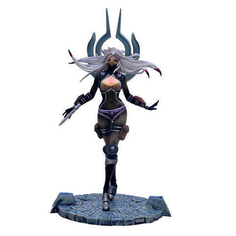 LOL Ionia Irelia Figure
