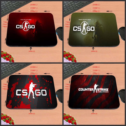 CS:GO Mouse Pad New Design