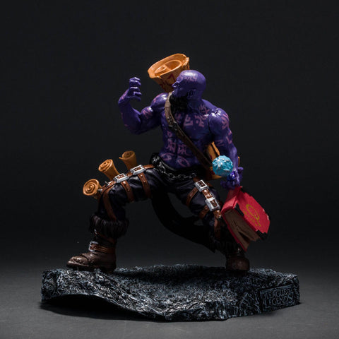 LOL Ryze Figure