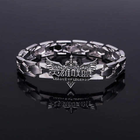 League of Legends  Zinc Alloy Bracelet