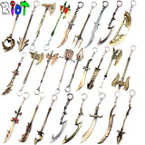 League of Legends Weapons Keychain 2