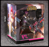 LOL The Piltover Enforcer Vi Figure