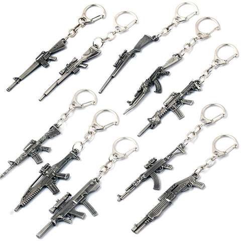 CS-GO All Riffle Key Chain