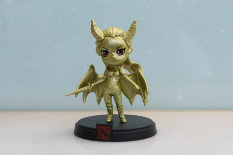 Golden Dota 2 QOP Figure