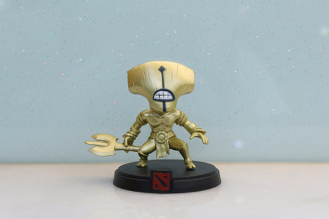 Golden Dota 2 Void Figure