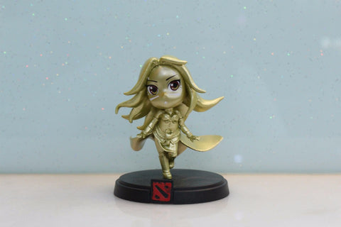Golden Dota 2 Lina Figure