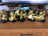 Golden Dota 2 Windranger  Figure