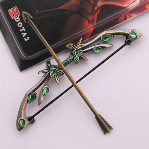 Dota 2 Windranger Bow and Arrow