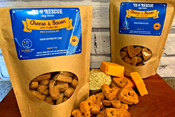To the Rescue - Dog Treats